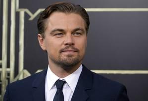 O ator Leonardo DiCaprio será protagonista mais um longa Foto: ANDREW KELLY/ REUTERS