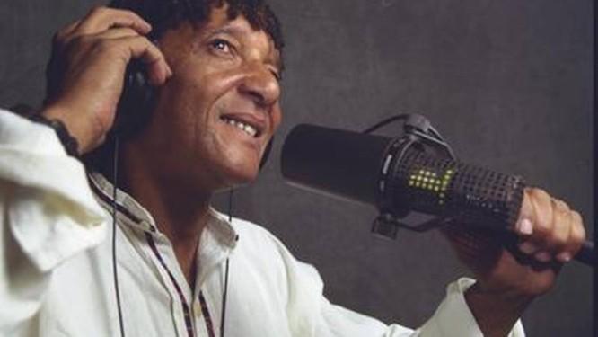 O compositor de samba Bandeira Brasil morreu aos 63 anos Foto: Camilla Maia