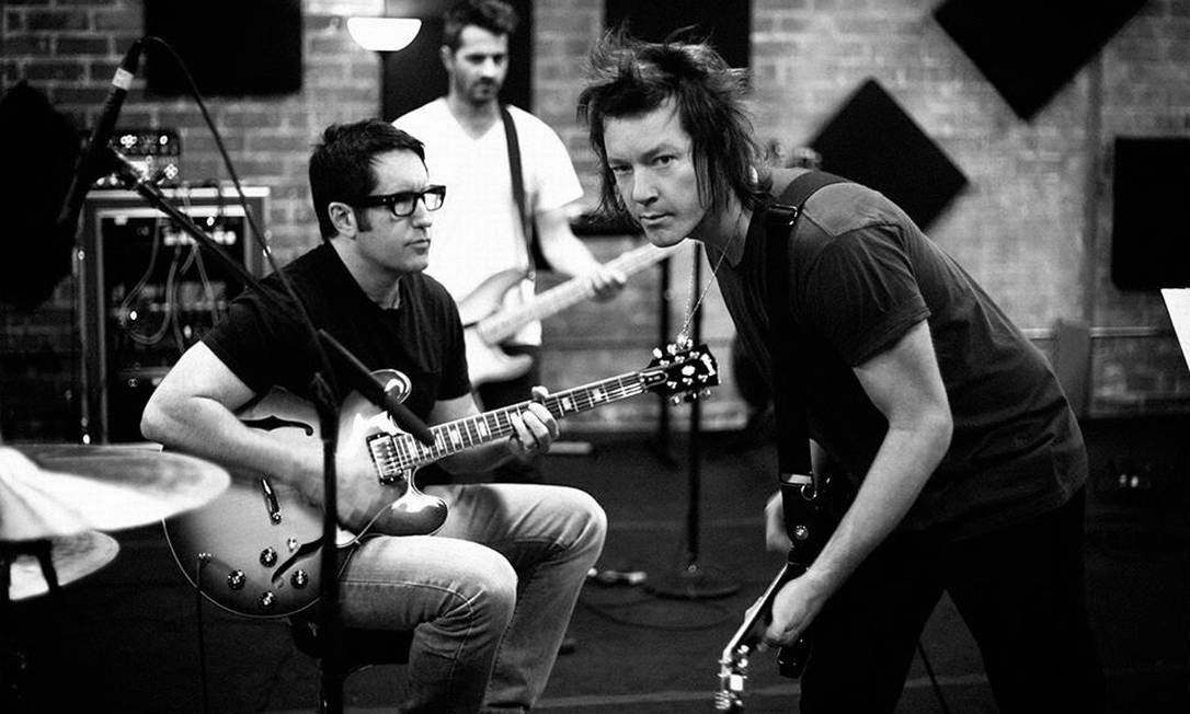 Nine Inch Nails lançou música inédita nesta quinta-feira Foto: Divulgação
