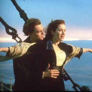 Quem também faturou 11 prêmios foi 'Titanic' (1997), estrelado por Leonardo DiCaprio e Kate Winslet. O filme foi indicado em 14 categorias, e saiu vitorioso em melhor diretor, filme, fotografia, canção original, direção de arte, som, figurino, efeitos especiais, montagem, trilha sonora e efeitos sonoros. Foto: Divulgação