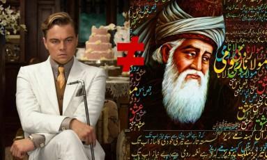 Petição pede que Rumi, do oriente médio, não seja interpretado por um ator branco Foto: Reprodução