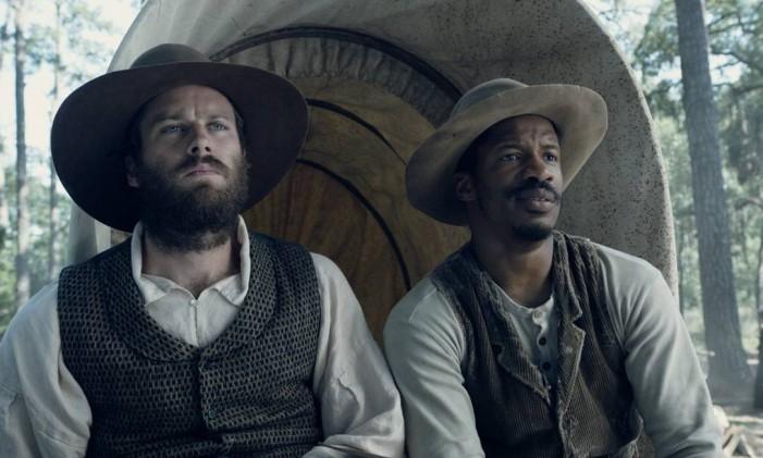 Nate Parker em cena de 'Birth of a nation' Foto: Divulgação