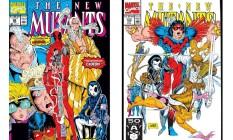 Quadrinhos criados nos anos 1980 abordam o universo de X-Men pela ótica adolescente Foto: Reprodução