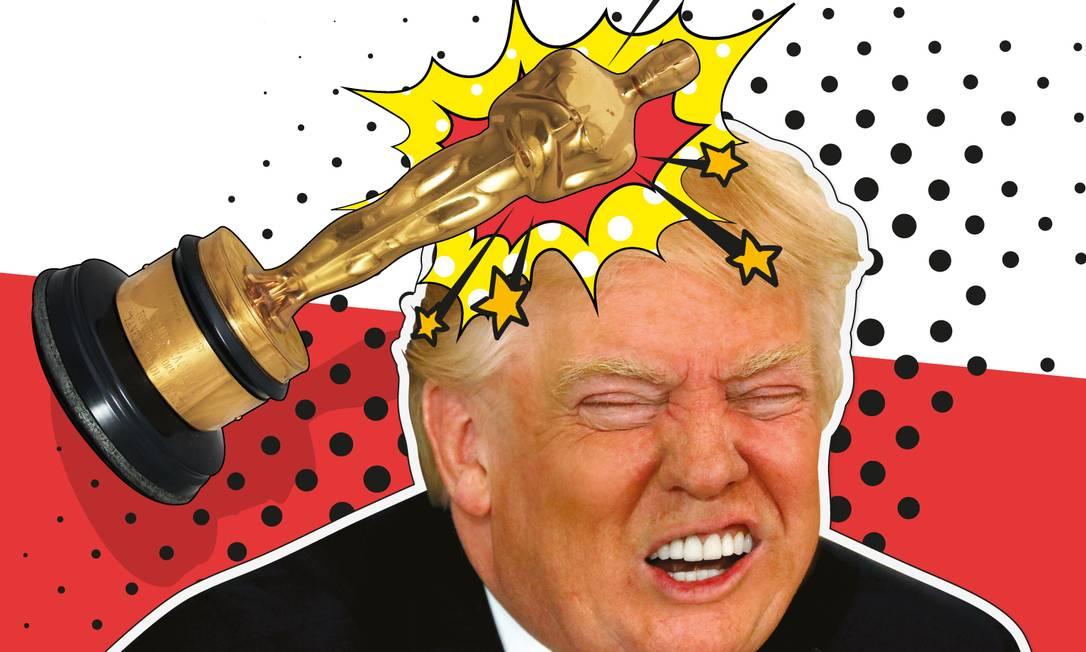 Oscar 2017 deve coroar ojeriza de Hollywood a Donald Trump