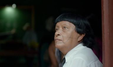 Frame do filme 'Ex-pajé', de Luiz Bolognese Foto: Divulgação