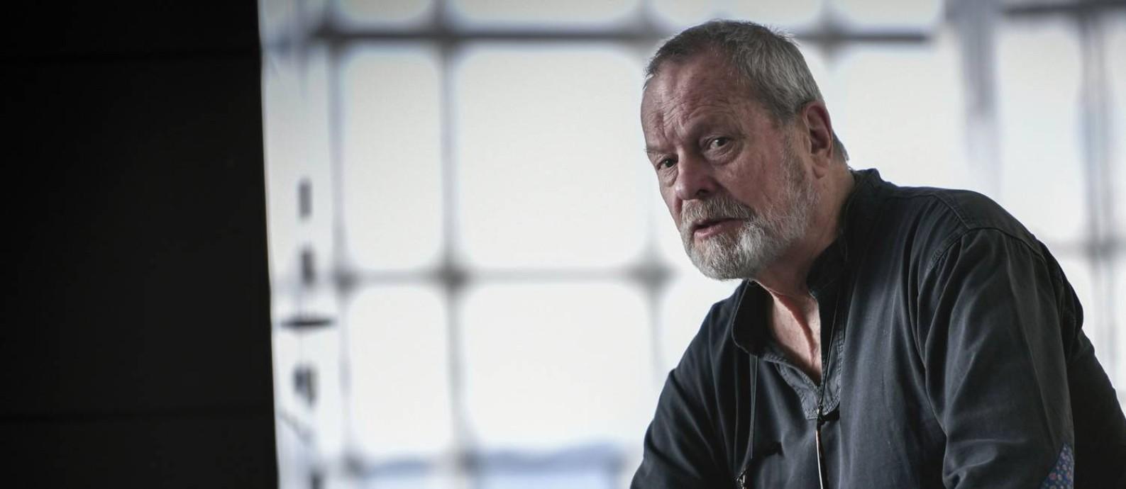 O diretor Terry Gilliam Foto: Stephane de Sakutin / AFP