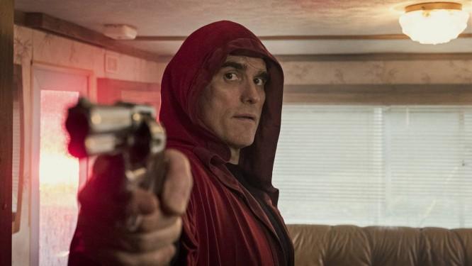 Matt Dillon interpreta um serial killer no filme