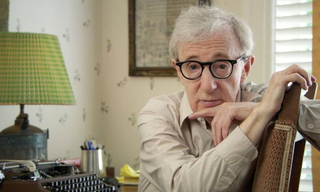 O cineasta americano Woody Allen, de 82 anos Foto: Divulgação