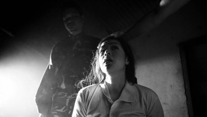 Cena de 'Estação do diabo', do filipino Lav Diaz Foto: Divulgação / Divulgação