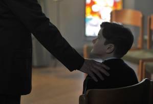 Cena do filme 'Graças a Deus', de François Ozon Foto: Divulgação