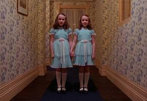 'O iluminado' (1980), de Stanley Kubrick, um dos filmes na mostra que vai até 19 de agosto no CCBB Foto: Divulgação