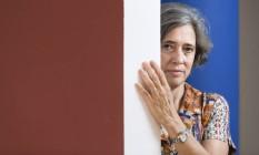 A escritora Beatriz Bracher, vencedora do Prêmio Rio de Literatura Foto: Leo Martins / Agência O Globo