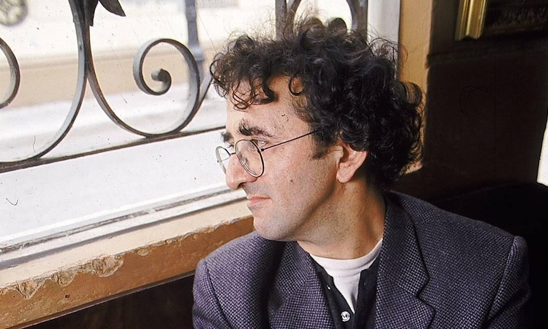 Roberto Bolaño Foto: El Mercúrio