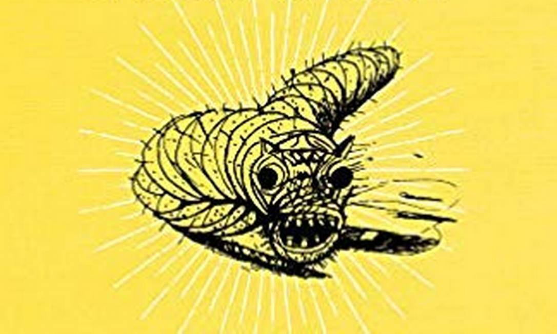 """Capa de """"Memórias póstumas de Brás Cubas"""", de Machado de Assis, com ilustrações de Candido Portinari Foto: Reprodução"""