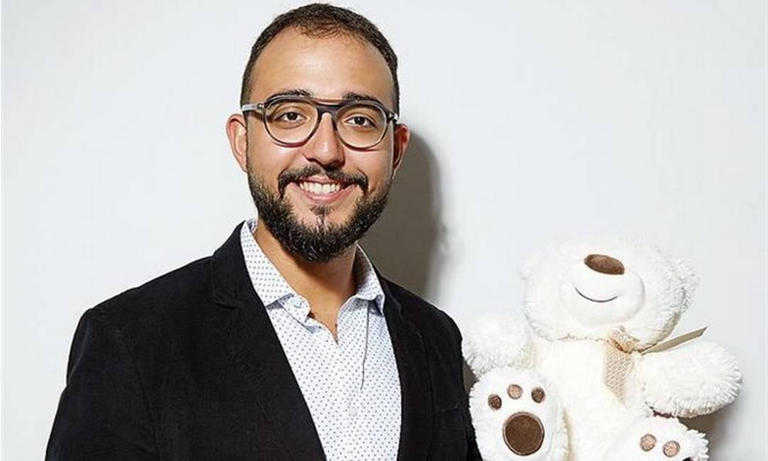 O escritor Raphael Montes Foto: Divulgação/Chico Cerchiaro