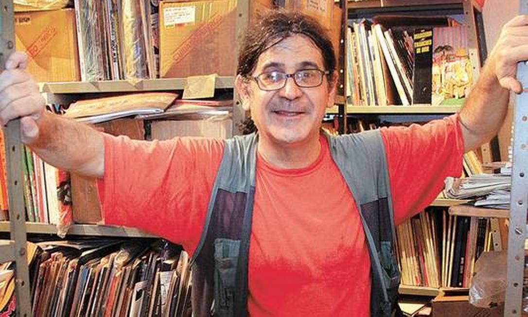 Otacílio Costa d'Assunção Barros, o Ota Foto: Arquivo pessoal de André d'Assunção