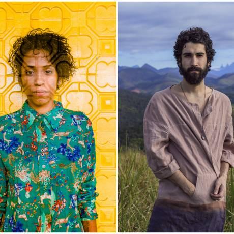 Mahmundi e Castello Branco: destaques da cena independente carioca Foto: Divulgação / Eduardo Magalhães e Filipe Marques