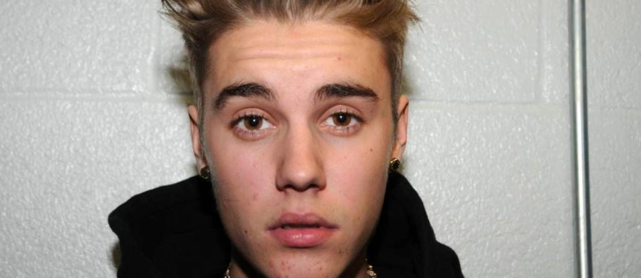 Justin Bieber já se envolveu em problemas por dirigir alcoolizado Foto: AP