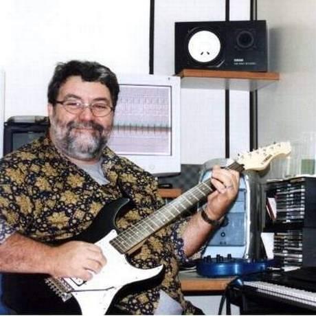 O músico Renato Ladeira Foto: Divulgação