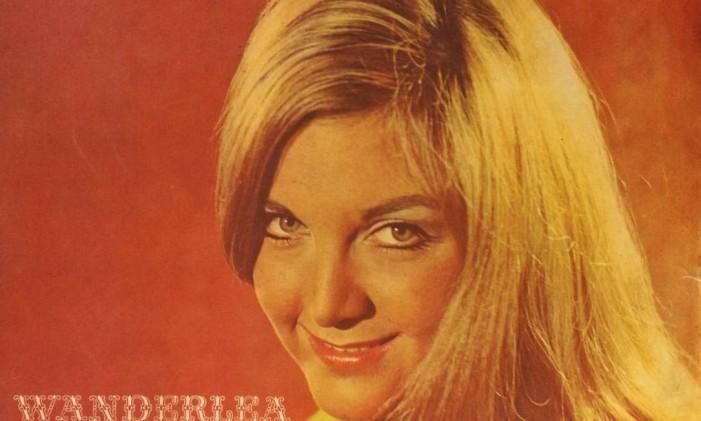 Capa do álbum 'Wanderléa' (1967), de Wanderléa Foto: Reprodução