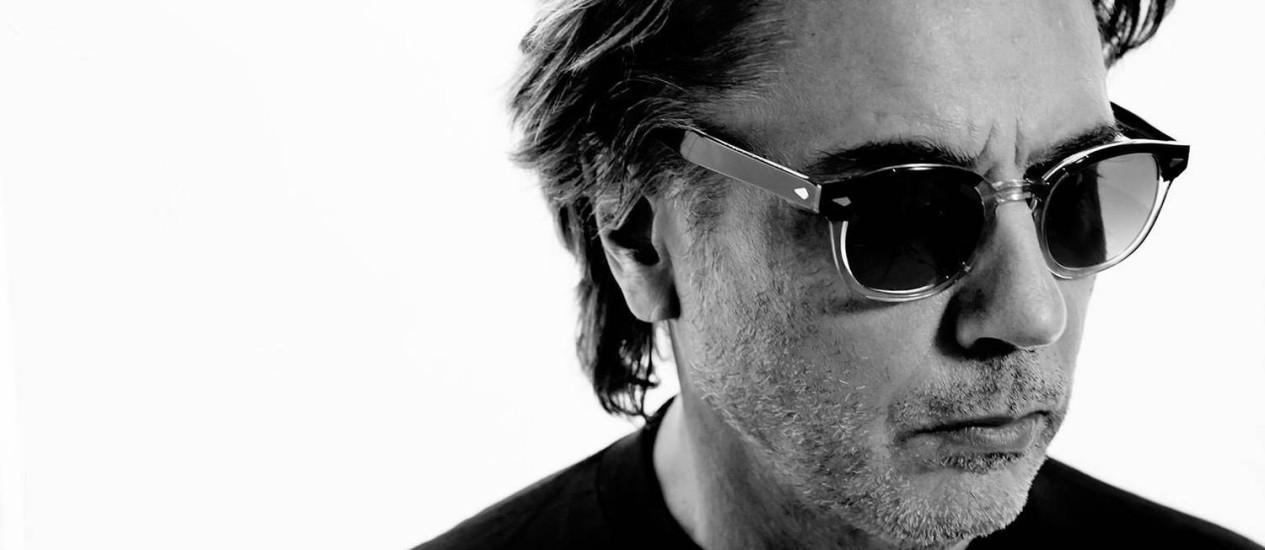 O músico francês Jean-Michel Jarre, de 67 anos, volta ao disco depois de oito anos Foto: Divulgação / Divulgação