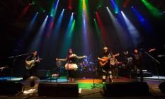 Foram 17 anos sem tocar juntos, mas agora os Novos Baianos fazem turnê Foto: Marcos Hermes / Divulgação