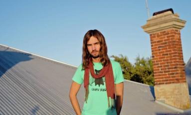 O músico Kevin Parker, líder do grupo Tame Impala. Foto: Matt Saville / Divulgação