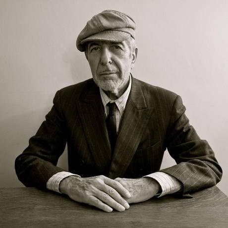 O multifacetado artista Leonard Cohen Foto: Divulgação