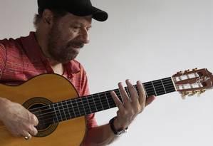 O cantor e compositor João Bosco Foto: Gustavo Miranda / Agência O Globo