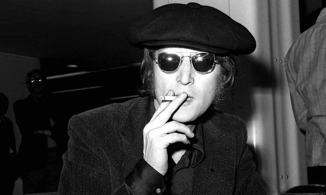 John Lennon em retrato de 1971 Foto: Reprodução