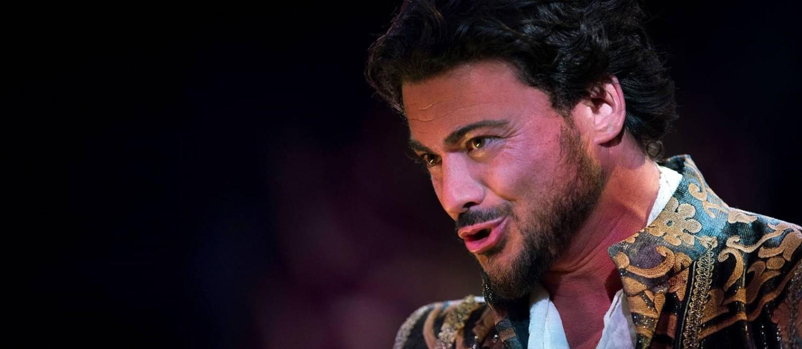 Vittorio Grigolo: um tenor em franca ascensão no Municipal Foto: Divulgação