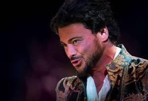 Grigolo: um tenor em franca ascensão no Municipal Foto: Divulgação