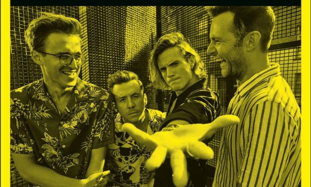 Banda britânica que conquistou fãs nos anos 2000 confirmou turnê no Brasil Foto: Reprodução