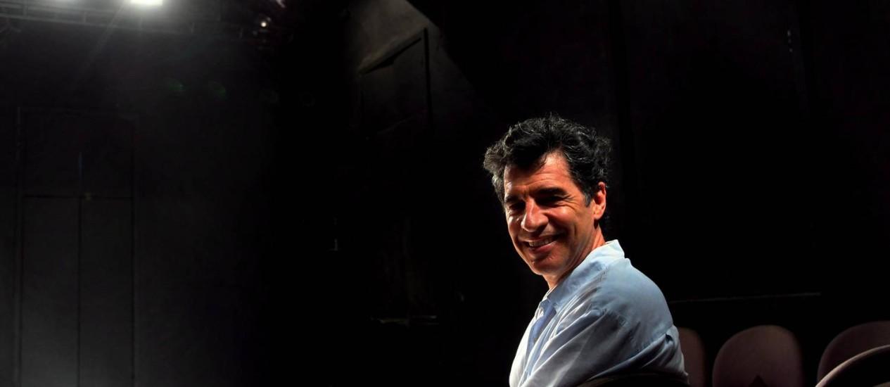 O ator Paulo Betti Foto: Ana Branco / Agência O Globo