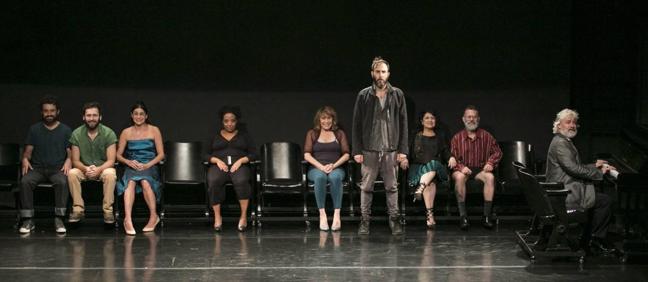 A peça Krum recebeu seis indicações Foto: Daniela Dacorso