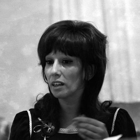Ruth Escobar morreu, aos 82 anos, de complicações do Alzheimer Foto: Arquivo O Globo / Agência O Globo
