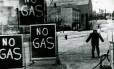 Avaliação de que o óleo é um bem escasso provocou a redução da produção de petróleo no início dos anos 1970