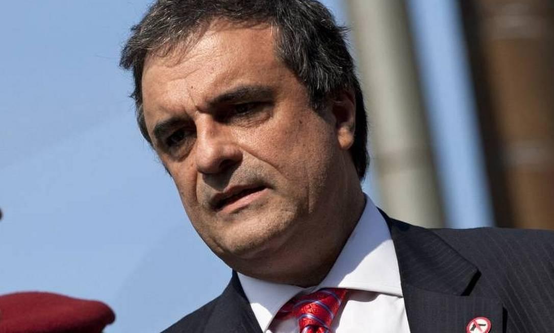 O ministro da Justiça, José Eduardo Cardozo Foto: Agência O Globo