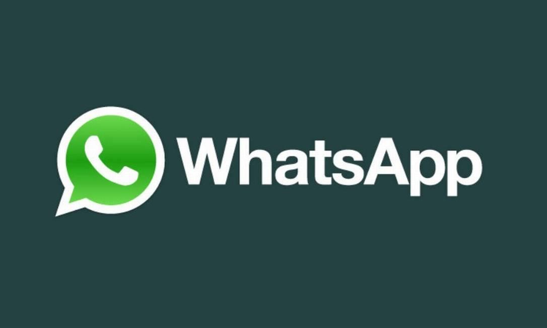 Logo do WhatsApp Foto: Reprodução