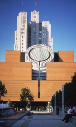 Museu de Arte Moderna de São Francisco Foto: Via Bloomberg News/Arquivo
