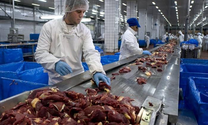 Resultado de imagem para Carne  fabricas