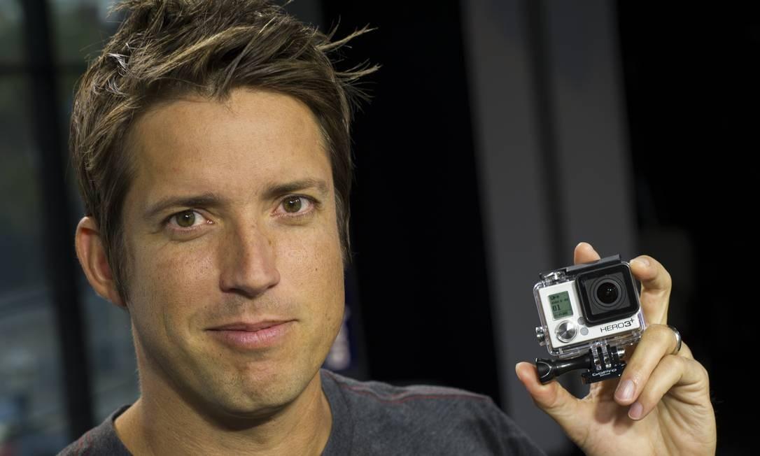 Depois do segundo fracasso, o sucesso: criador da GoPro começou empresa com US$ 45 mil