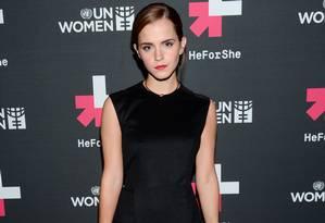 Emma Watson será Bela no novo filme da Disney Foto: Evan Agostini/Invision/AP