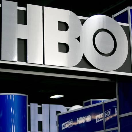 O logo da Home Box Office (HBO): empresa se reinventa em meio à crescente concorrência Foto: Andrew Harrer / Bloomberg/11-6-2013