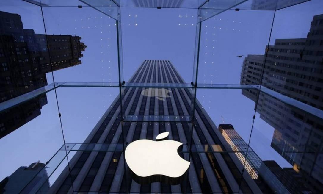 Loja da Apple nos EUA Foto: Mark Lennihan / AP