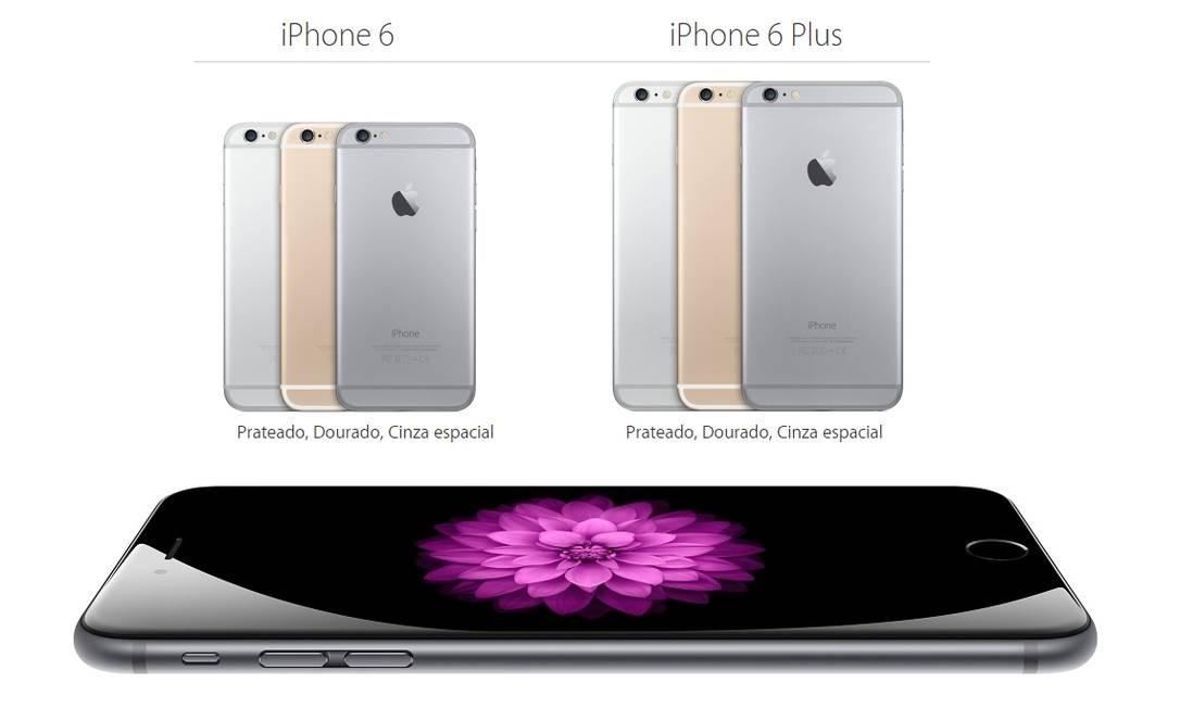 Apple divulga preços do iPhone 6 / 6 Plus desbloqueados no Brasil