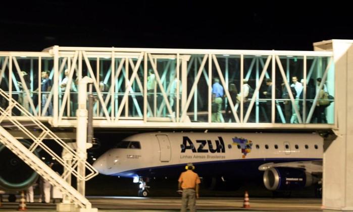 Aeroporto Santos Dumont Telefone : Azul diz que plano de subsídio aéreo do brasil põe em