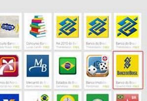 App falso do Banco do Brasil: tentativa de golpe no Android Foto: Reprodução