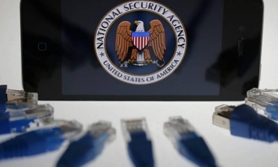 Os tentáculos da NSA são maiores do que se pensava Foto: Reuters