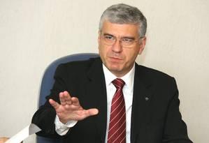 Jorge Rachid foi designado para a Receita Federal Foto: Givaldo Barbosa / Agência O Globo/26-02-2008